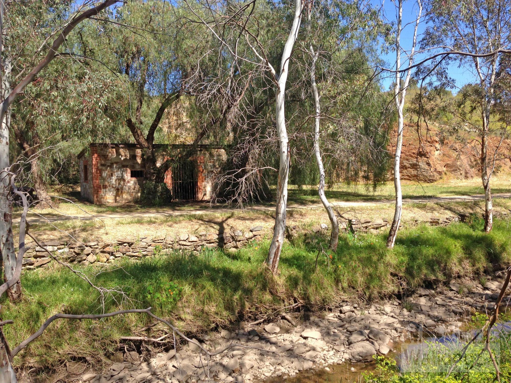 Dry Creek River Trails   Dry Creek Linear Park   Walking SA