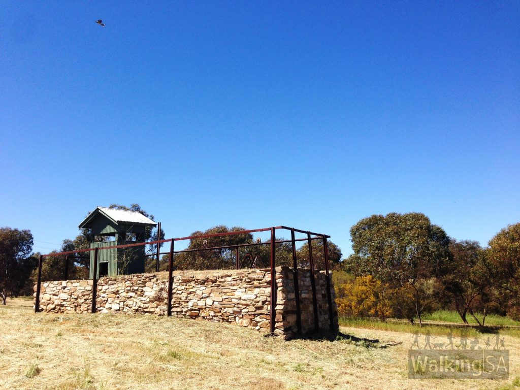 Yatala historic Guard Tower Number 2