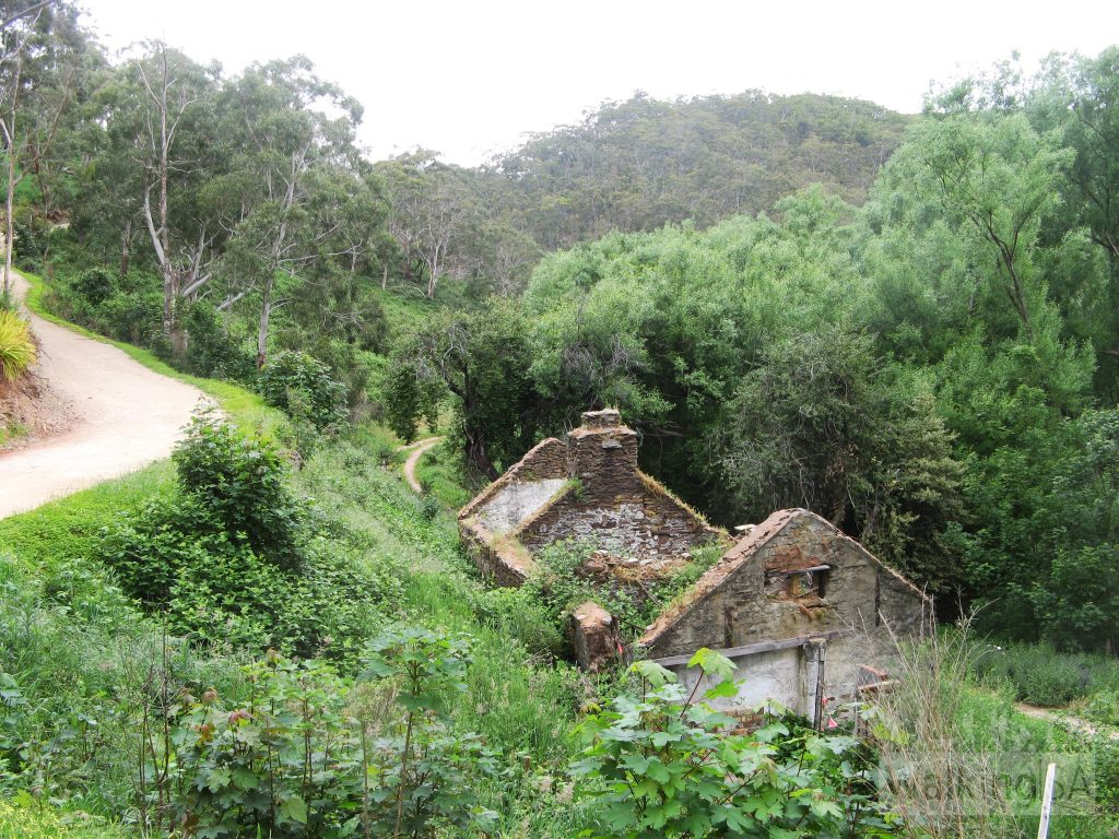 The main Giles Ruins