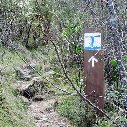 Waterfall Trail, Mark Oliphant Conservation Park