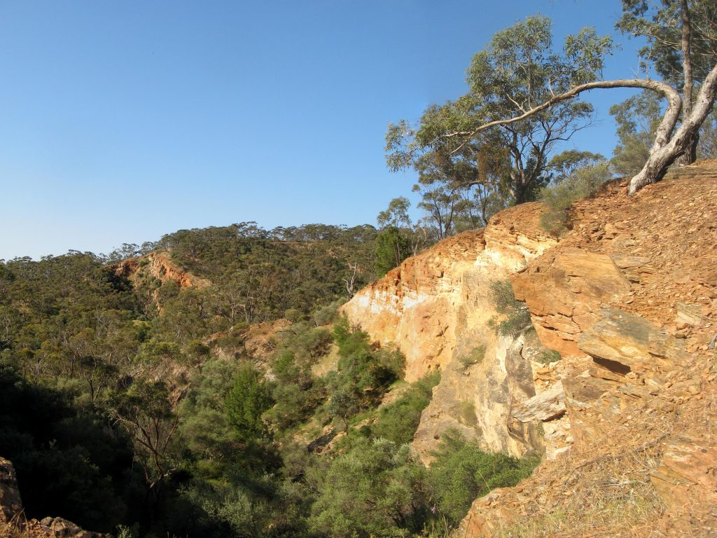 Lynton Reserve and Sleeps Hill Reserve Loop