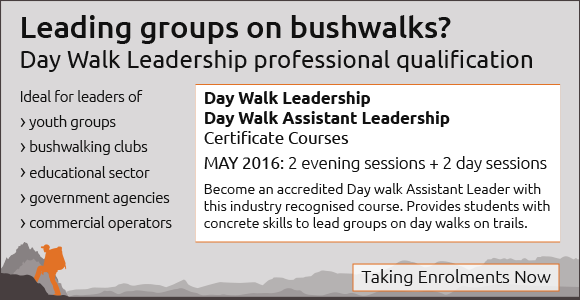 2016 BLSA Day Walk Leader and Assistant Leader Course Taking Enrolments - 580px x 350px