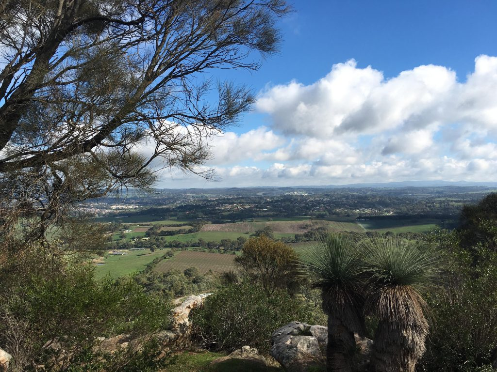 Views from the Summit of Mt Barker