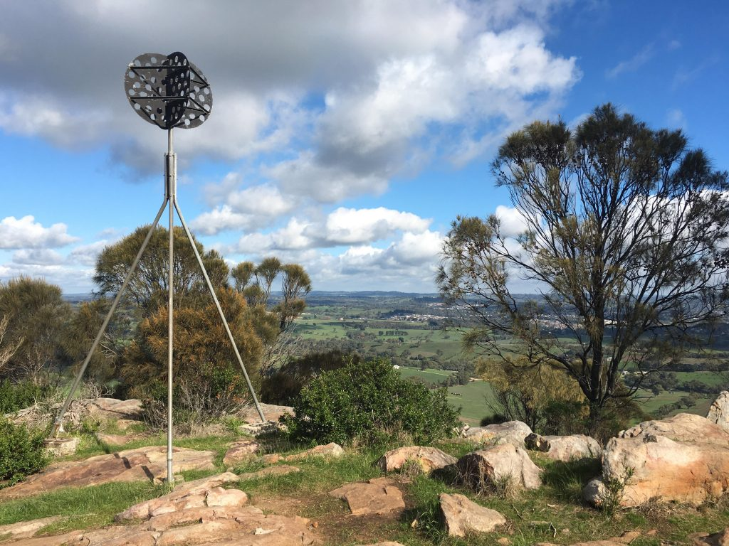 The Summit of Mt Barker