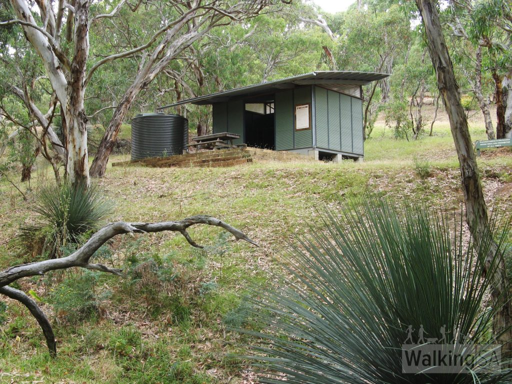 Eagle Water Hole Campground makes a great picnic spot or walk-in camp site
