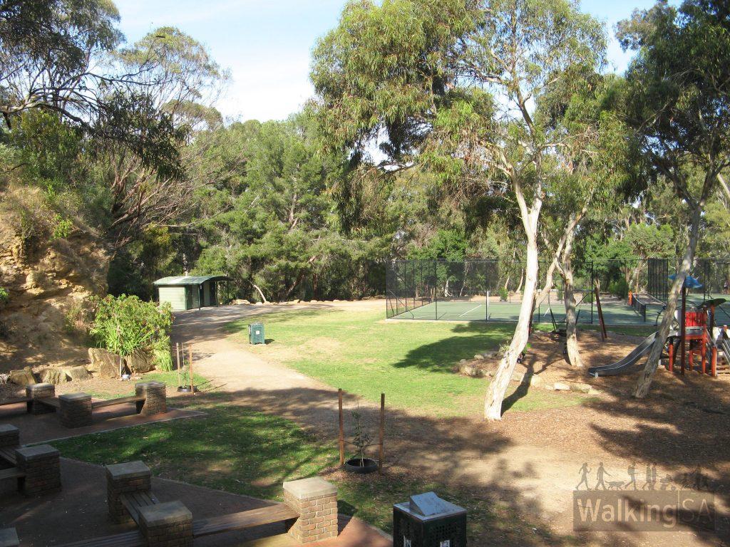 Langman Woodland picnic area