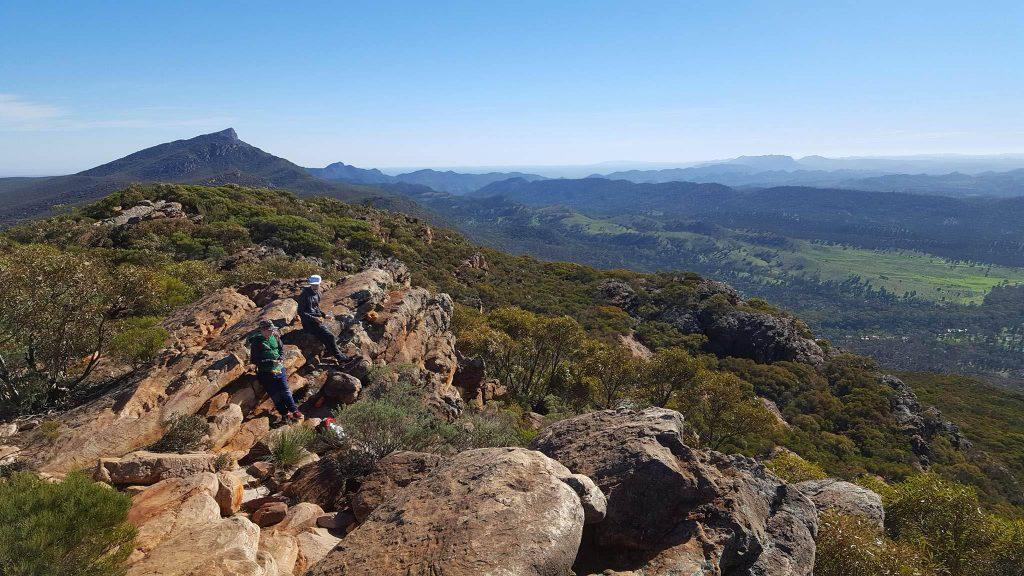 Mount Ohlssen Bagge Hike