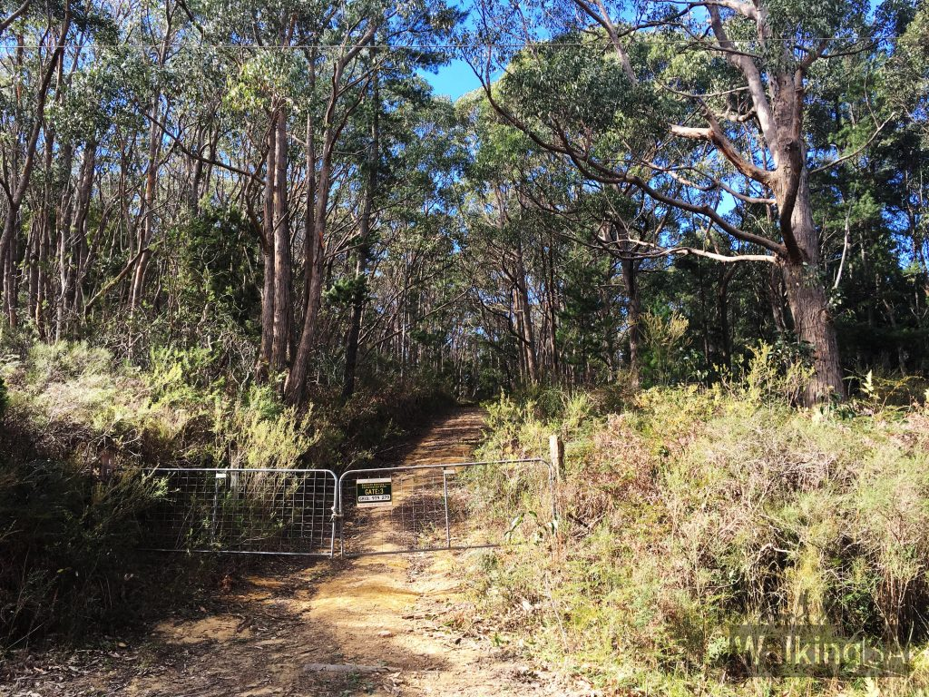 Gate 3, Kenneth Stirling Conservation Park (Filsell Hill). On Ostigh Road, Carey Gully, opposite 91 Ostigh Road.