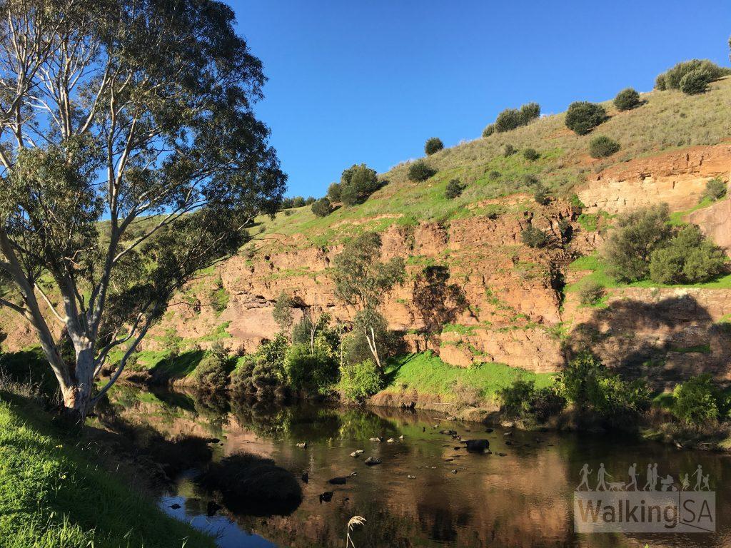 Onkaparinga River in Old Noarlunga