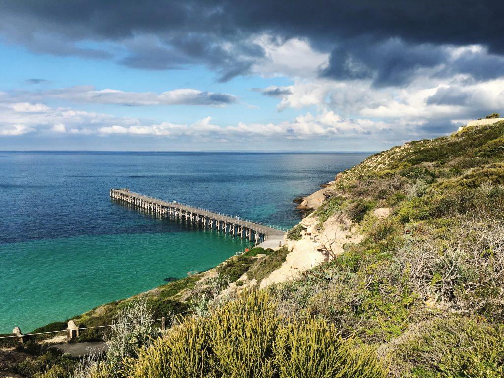 Stenhouse Bay Lookout Trail