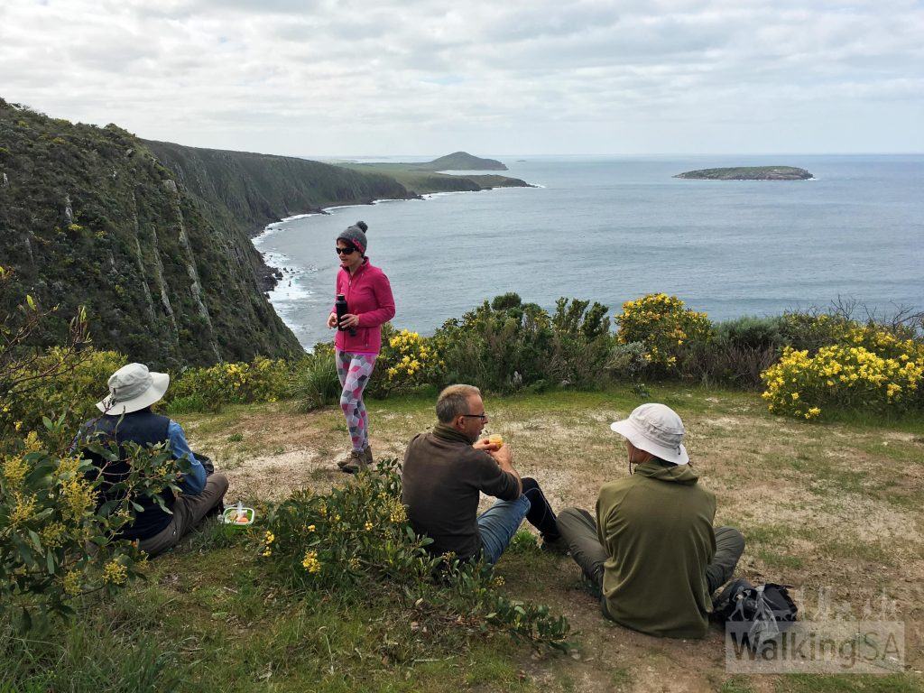 Waitpinga Cliffs to Kings Beach, Heysen Trail