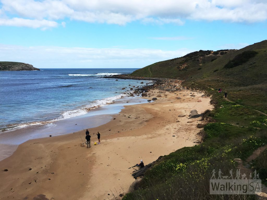 Kings Beach on the Heysen Trail