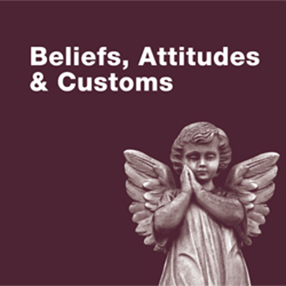 The Beliefs, Attitudes & Customs interpretive trail