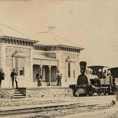 Riverton: Stepping Through Time – A Walk Through Our Heritage