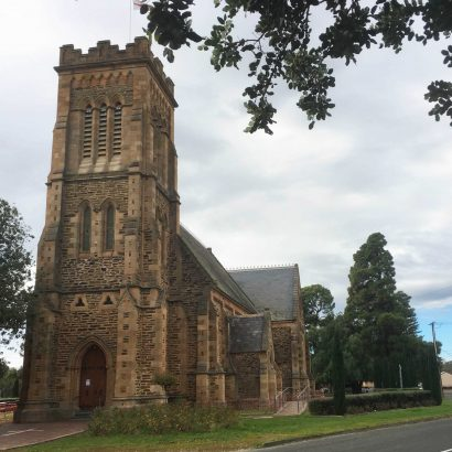 Gawler Church Hill Walking Tour
