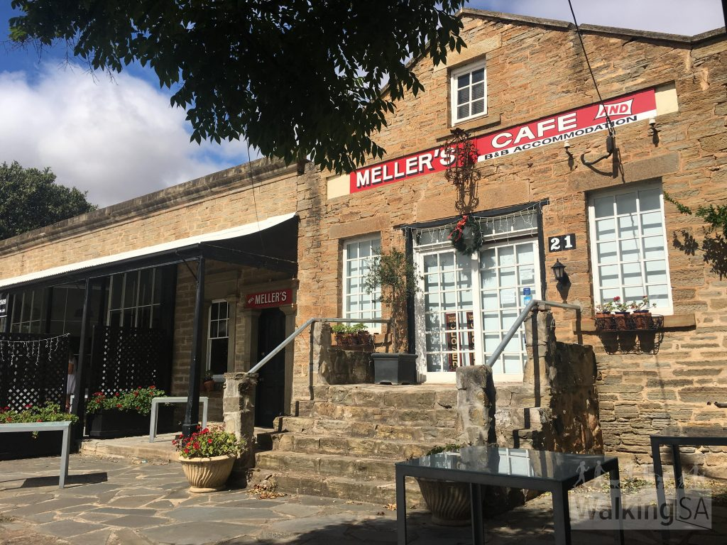Meller's Cafe and B&B Accommodation