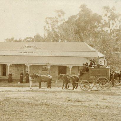 Tea Tree Gully Township historical walk