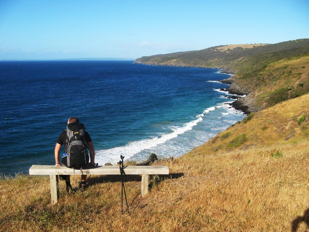 Views along the South Coast of the Heysen Trail