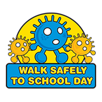 Walk Safely to School Day, 2019