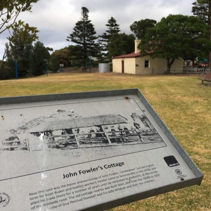 Yankalilla and Normanville Heritage Trail