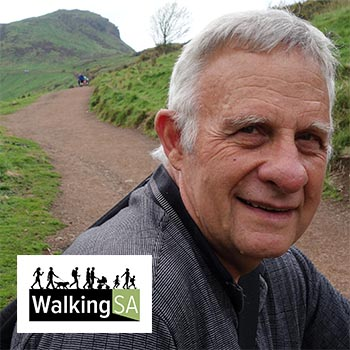 2016 Award Winner: Bill Gehling, Walking SA