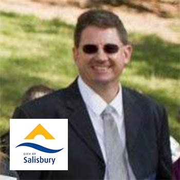 2016 Award Winner: Jim Binder, City of Salisbury