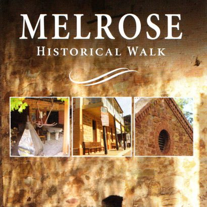 Melrose Historical Walk