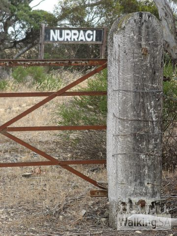 Former Nurragi Railway Station