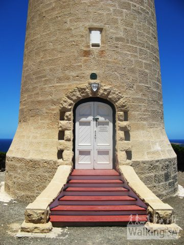 Cape du Couedic Lighthouse, built 1909