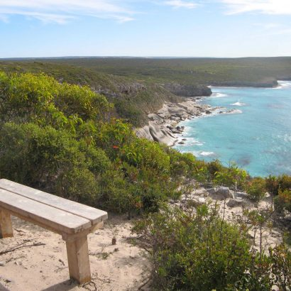 Day 3, Sanderson Section, Kangaroo Island Wilderness Trail
