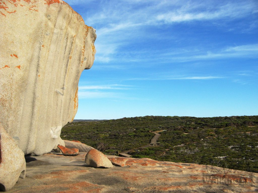 Remarkable Rocks Walk