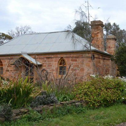 Historic Mintaro Walk