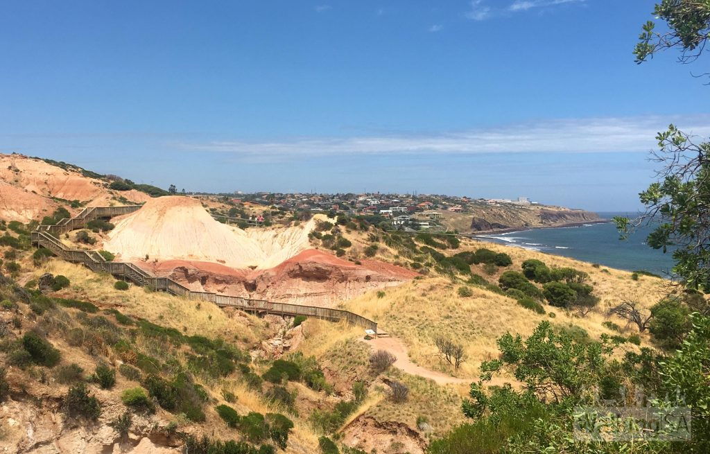 The Sugarloaf at Hallett Cove Conservation Park