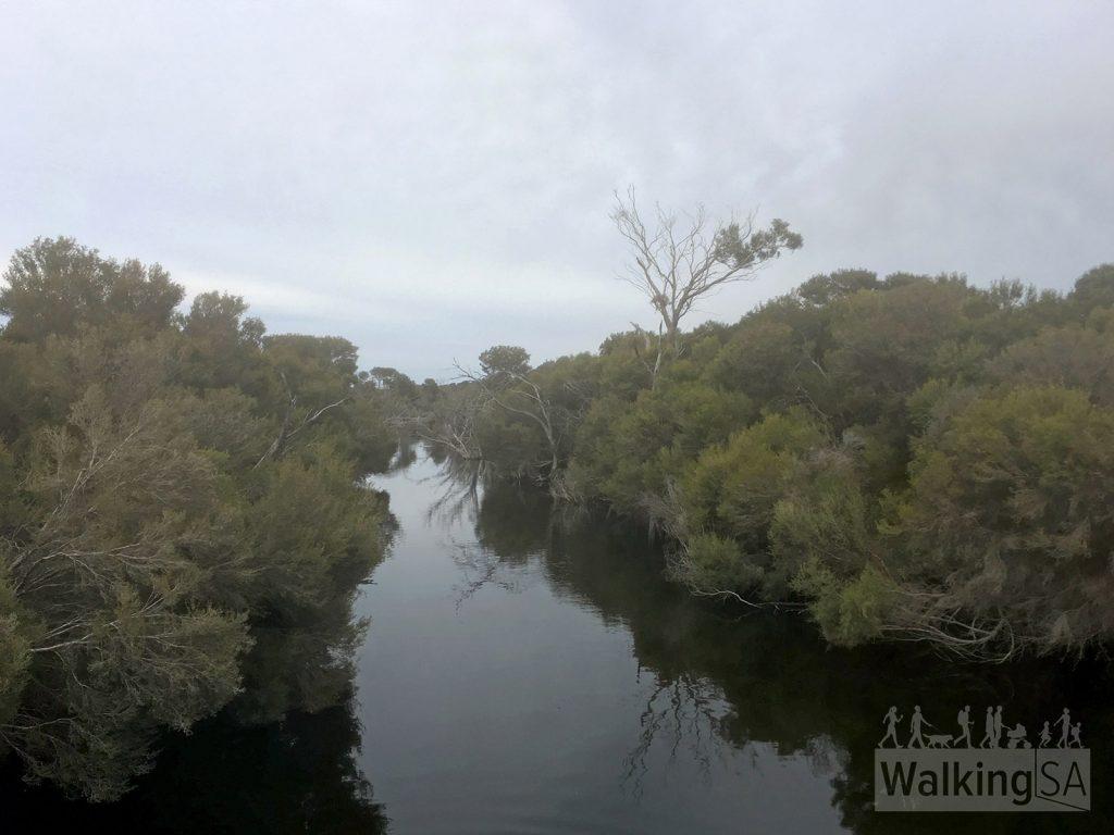 Timber Creek, Murray Lagoon