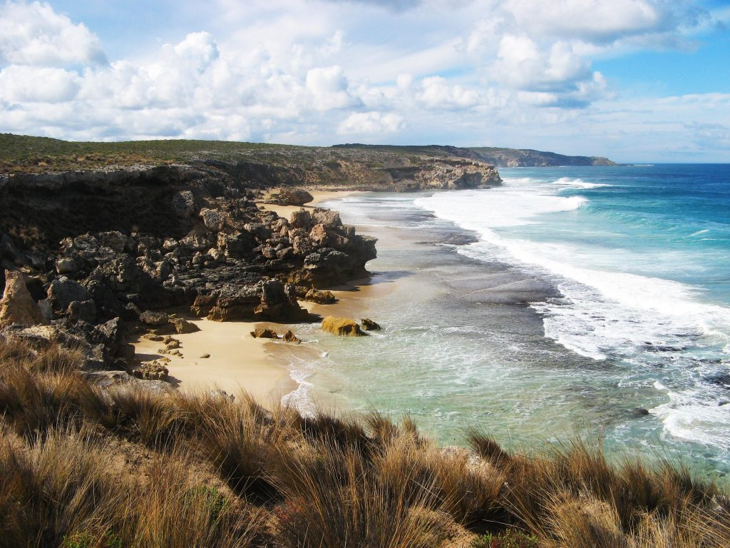 Cape Gantheaume Coastal Trek