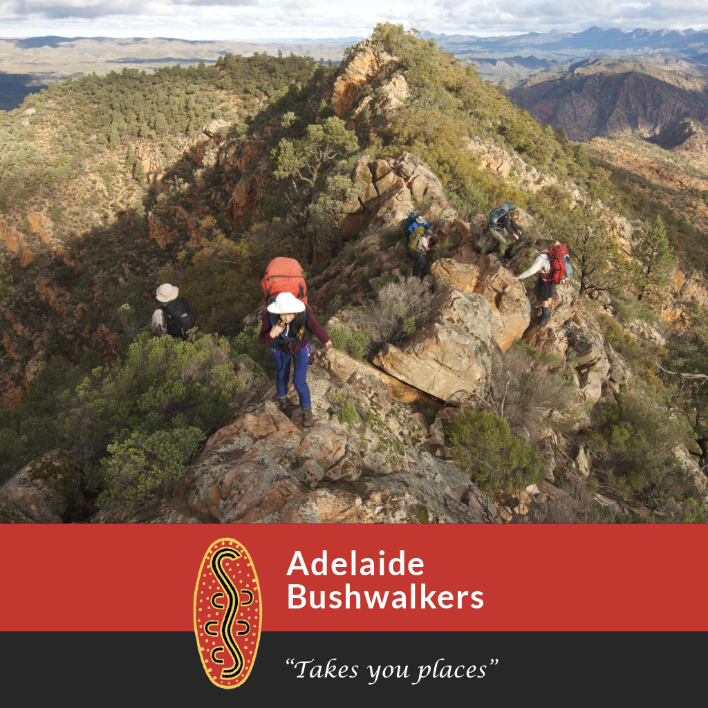 Adelaide Bushwalkers Photo Comp - a Year Exploring Hiking & Camping