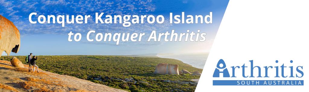 Conquer Kangaroo Island Wilderness Trail to Conquer Arthritis