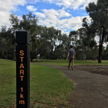 Fremont Park Walking Trails