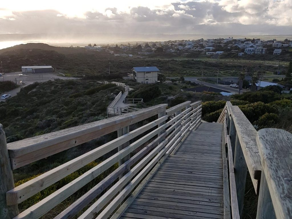 Goolwa Beach Dune Walk (Boardwalk to Lookout)