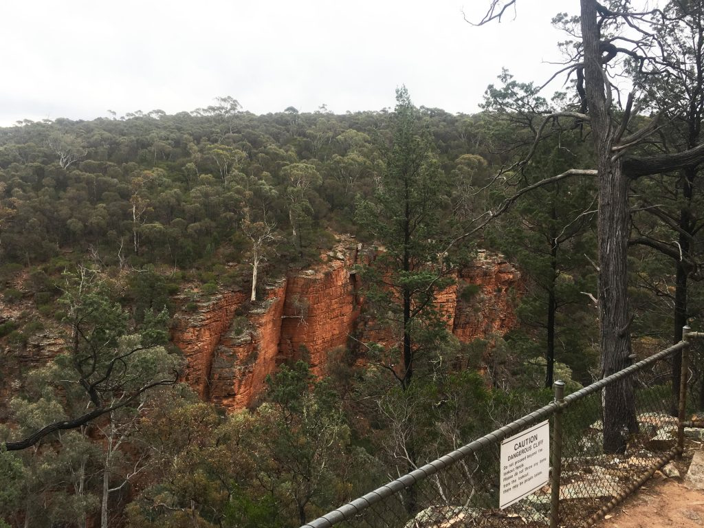 Gorge Lookout Walk, Alligator Gorge