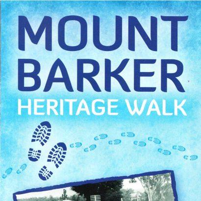 Mount Barker Heritage Walk