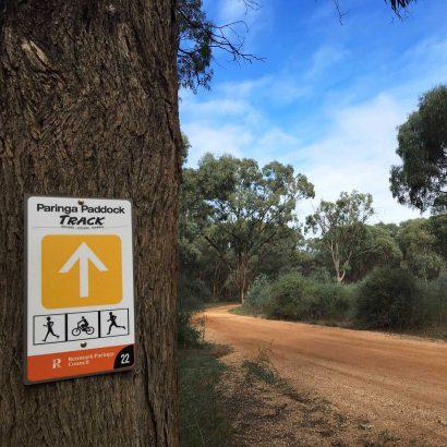 Paringa Paddocks Trail