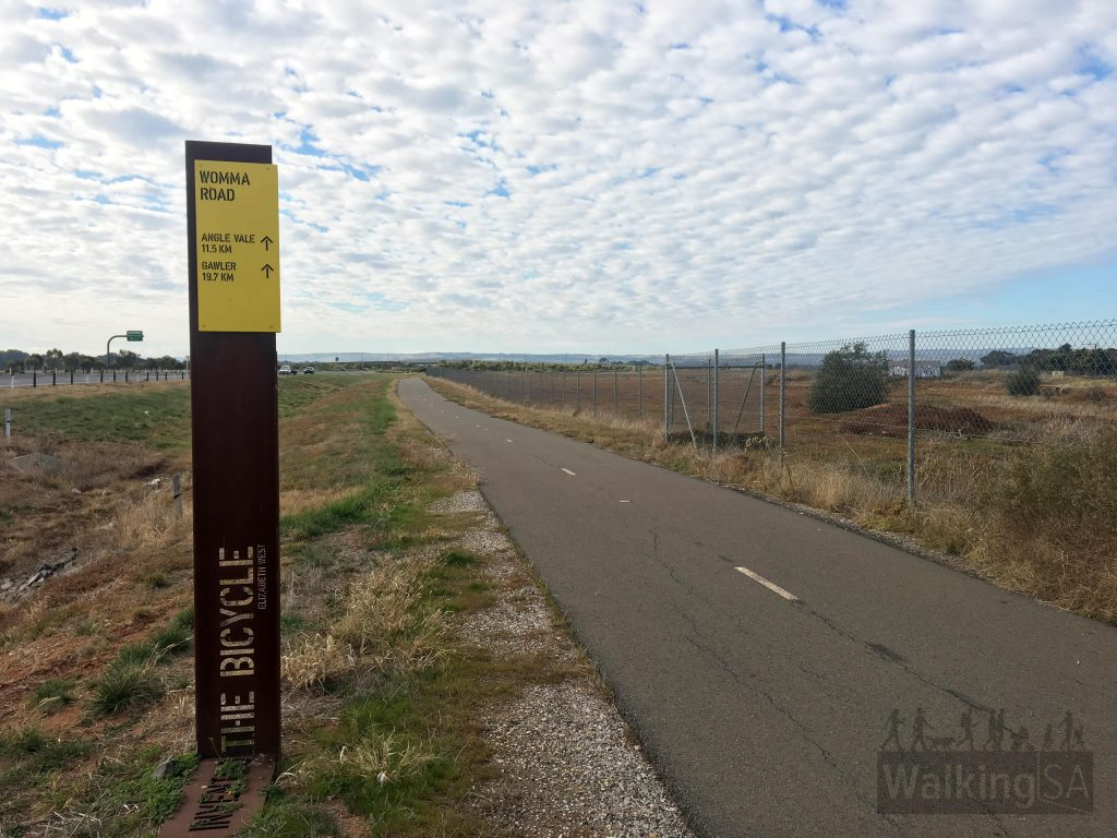 Arguably the Stuart O'Grady Bikeway shared use trail is primarily focused on cycling, but is good for walking short sections for leisure, health or transport.