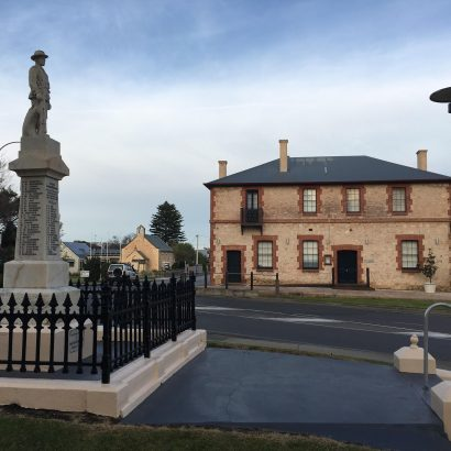 Goolwa Heritage Walk: Walk 3, Little Scotland