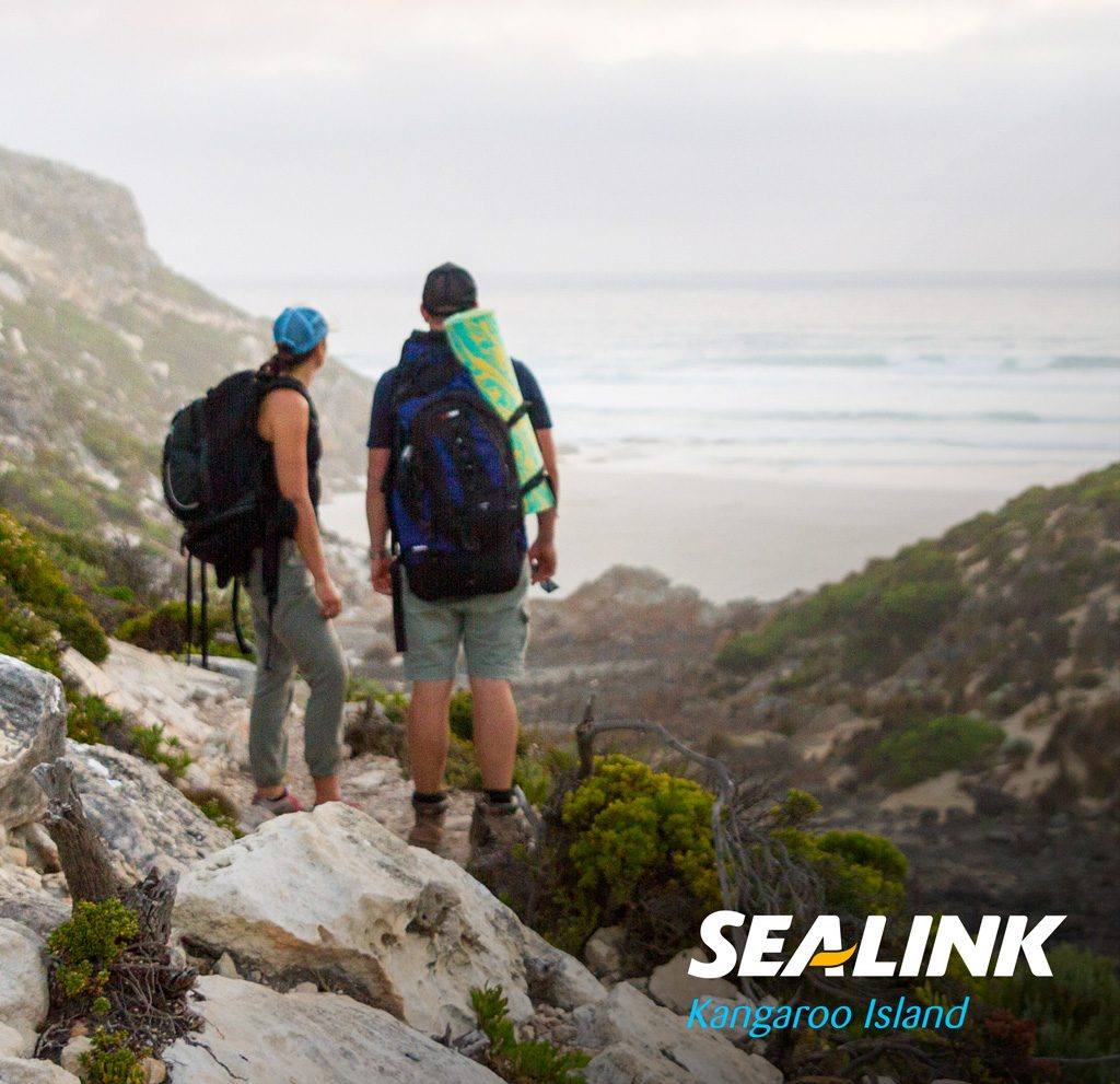Walk the Kangaroo Island Wilderness Trail with a Sealink Tour