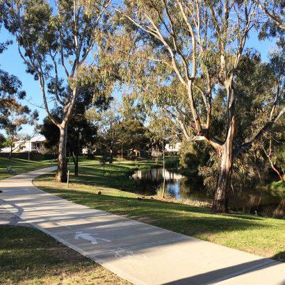 Grange Lakes Shared Use Path