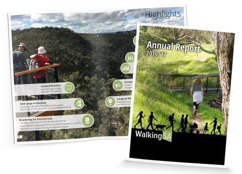 Walking SA 2016-17 Annual Report