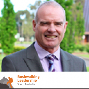 2017 Award Winner: Gordon Begg, Bushwalking Leadership SA