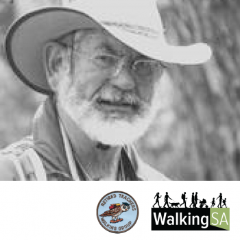 2017 Award Winner: John Eaton, Walking SA and Retired Teachers Walking Group