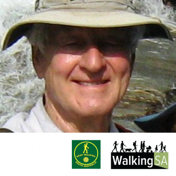2017 Award Winner: Ron Jackson APM, Walking SA and Keep Walking
